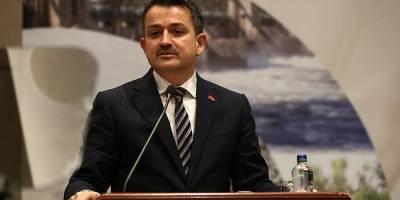 Bakan Pakdemirli: Türkiye tarımsal hasılada Avrupa birincisi